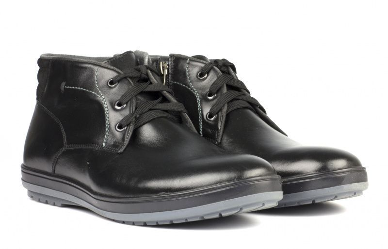 Ботинки для мужчин Braska XL48 примерка, 2017