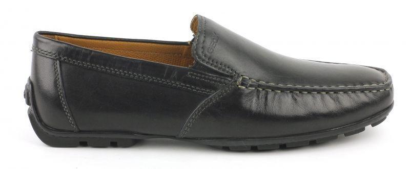 Мокасины мужские Geox U MONET V - SMOOTH LEATHER XM1008 модная обувь, 2017