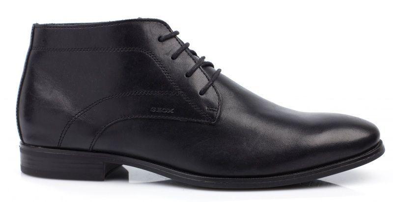 Ботинки для мужчин Geox ALBERT 2FIT XM1342 примерка, 2017