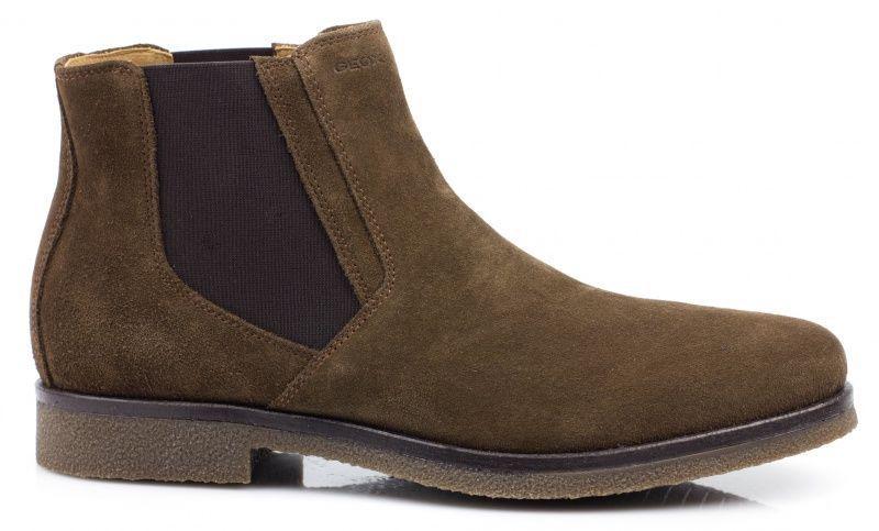 Ботинки для мужчин Geox XM1349 размеры обуви, 2017