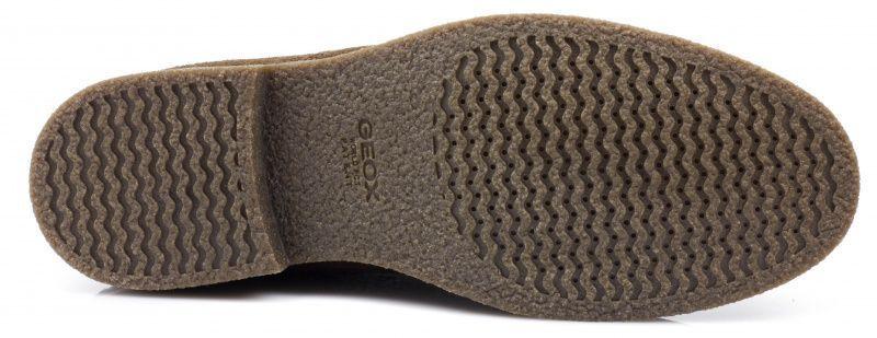 Ботинки для мужчин Geox XM1349 размерная сетка обуви, 2017