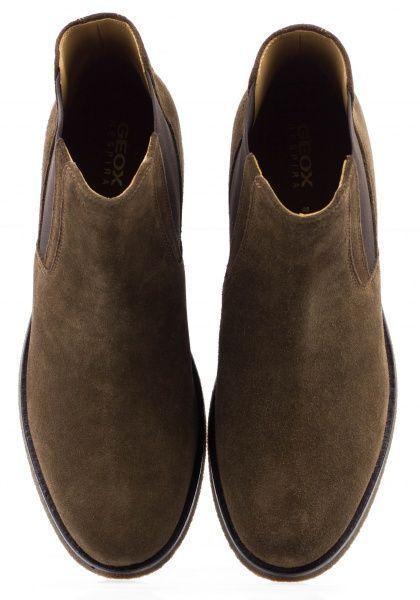 Ботинки для мужчин Geox XM1349 купить обувь, 2017