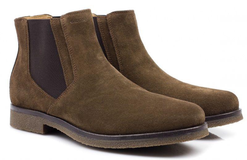 Geox Ботинки  модель XM1349 цена обуви, 2017