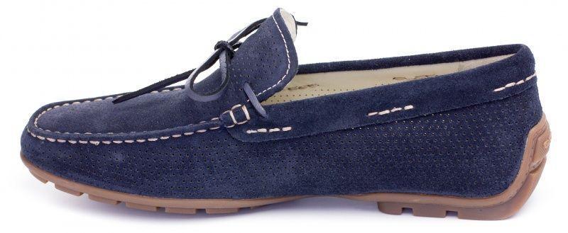Мокасины для мужчин Geox XM1400 размерная сетка обуви, 2017