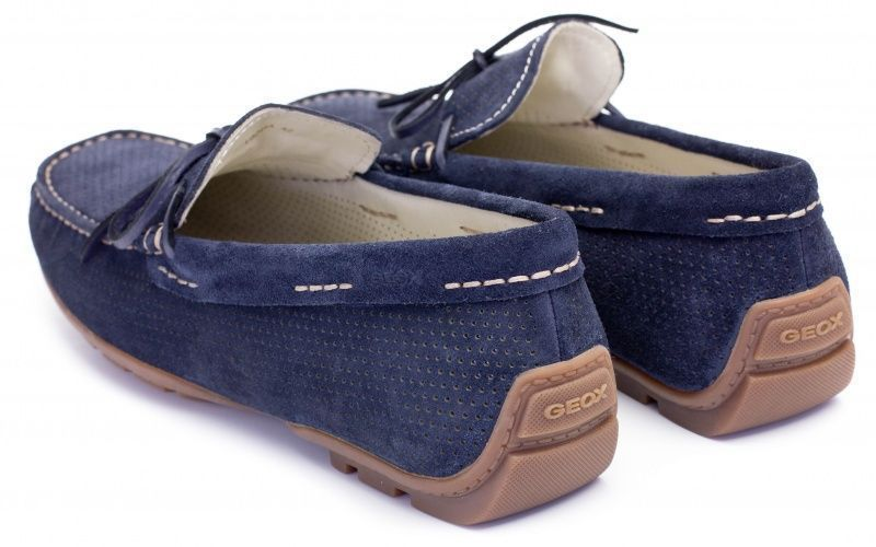Мокасины для мужчин Geox XM1400 купить обувь, 2017