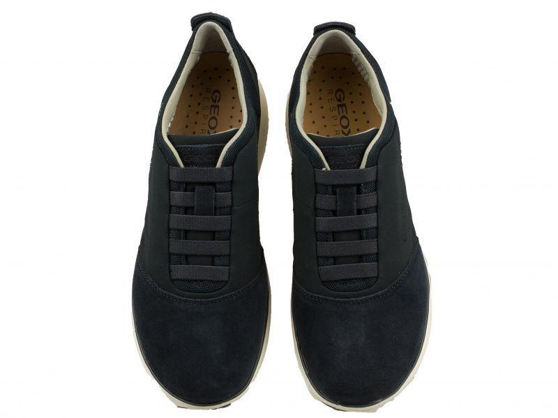 Кроссовки мужские Geox U NEBULA B - COTONE+SCAM. XM1403 размерная сетка обуви, 2017