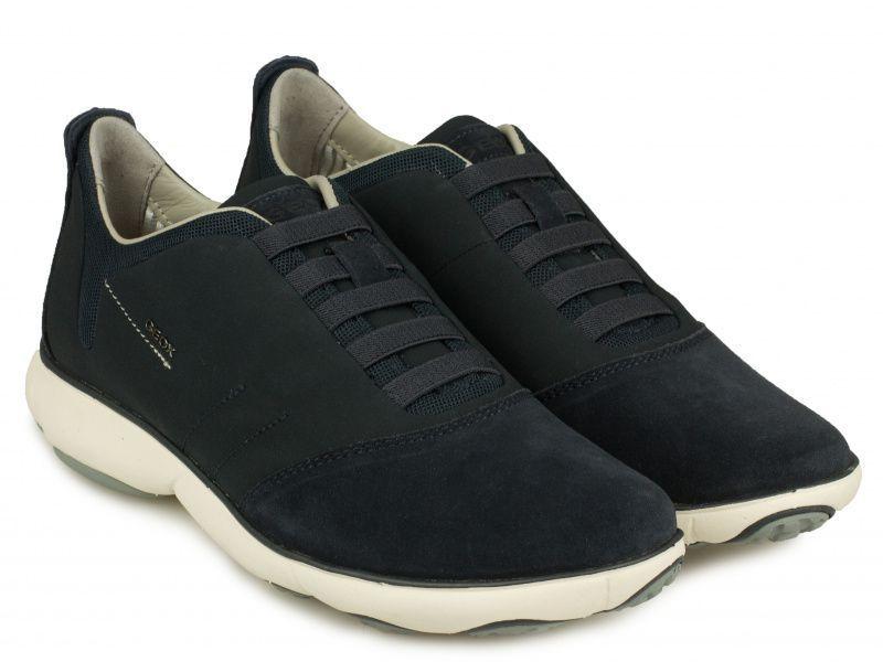 Кроссовки мужские Geox U NEBULA B - COTONE+SCAM. XM1403 модная обувь, 2017