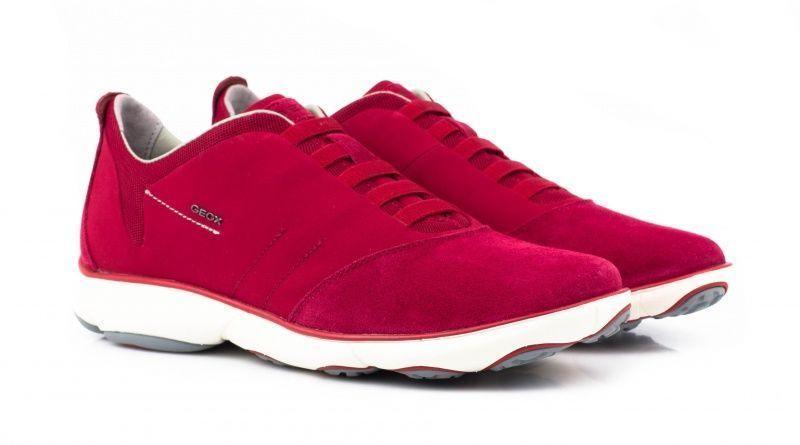 Купить Кроссовки для мужчин Geox NEBULA XM1404, Красный