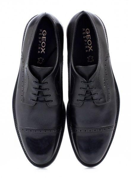 Туфли для мужчин Geox CARNABY XM1480 размерная сетка обуви, 2017