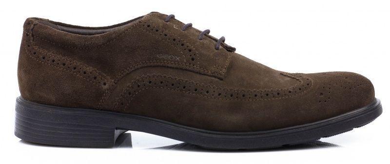 Туфли мужские Geox DUBLIN XM1529 размерная сетка обуви, 2017