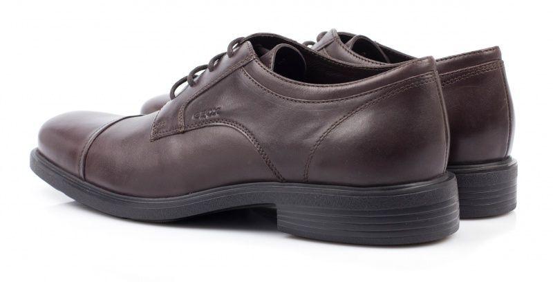Туфли для мужчин Geox DUBLIN XM1530 брендовая обувь, 2017