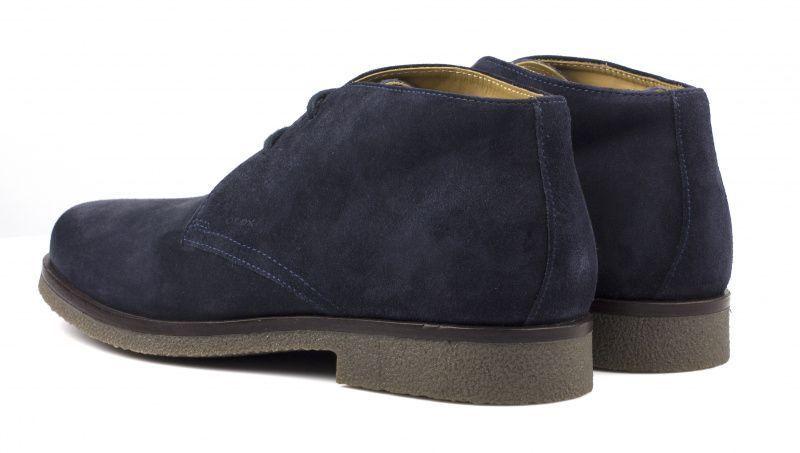 Ботинки мужские Geox CLAUDIO XM1535 брендовая обувь, 2017