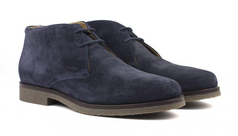 Ботинки мужские Geox CLAUDIO XM1535 купить обувь, 2017
