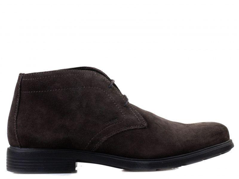 Ботинки для мужчин Geox DUBLIN XM1536 брендовая обувь, 2017