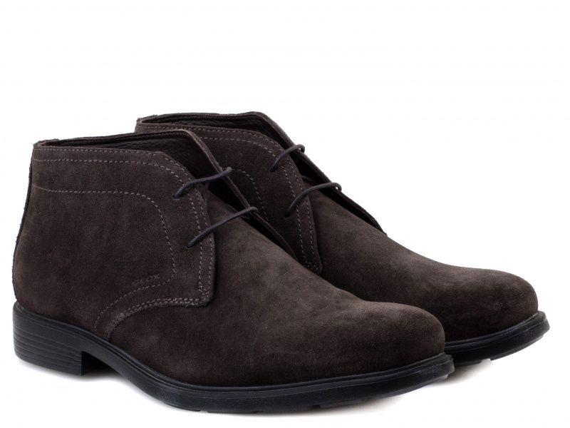 Ботинки для мужчин Geox DUBLIN XM1536 цена, 2017