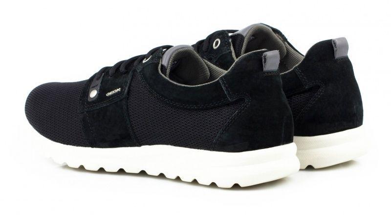 Кроссовки мужские Geox DAMIAN XM1551 размерная сетка обуви, 2017