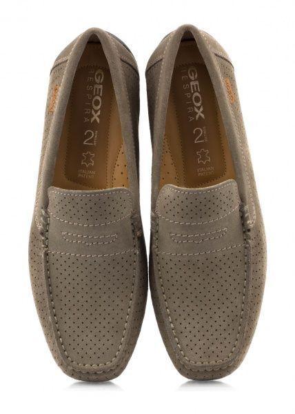 Geox Мокасины  модель XM1563 размерная сетка обуви, 2017