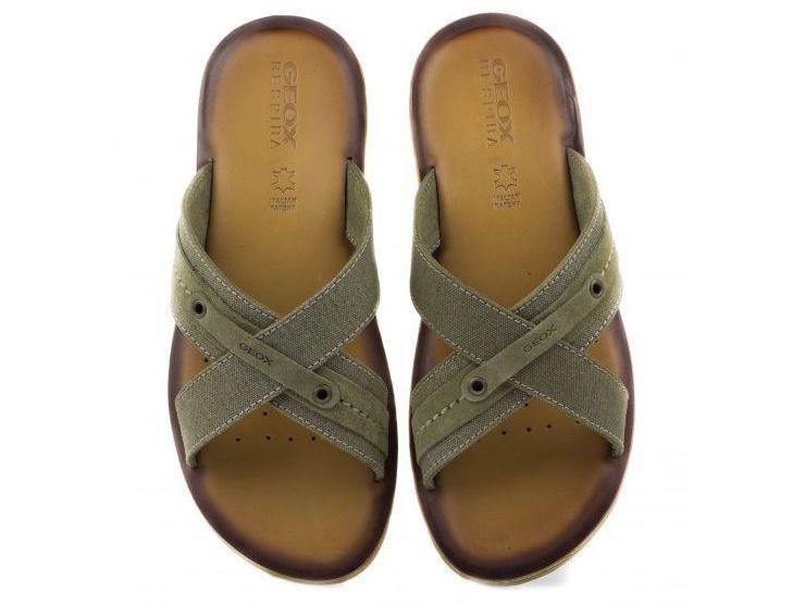 Сандалии для мужчин Geox ARTIE XM1565 размеры обуви, 2017