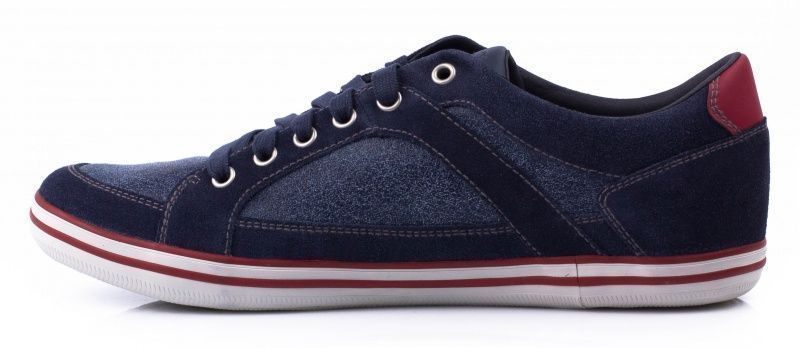 Geox Полуботинки  модель XM1567 размерная сетка обуви, 2017