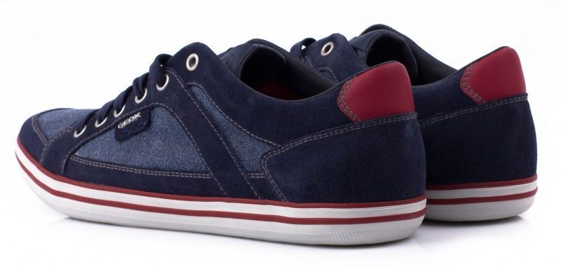 Geox Полуботинки  модель XM1567 купить обувь, 2017