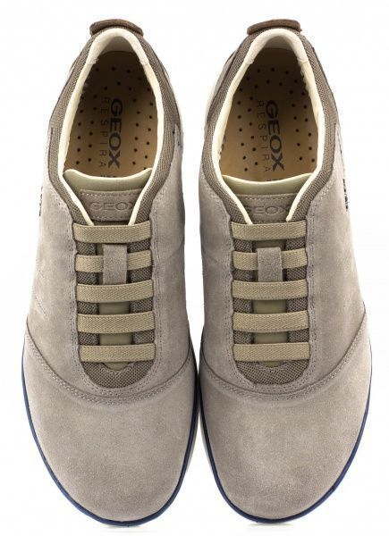 Кроссовки мужские Geox NEBULA XM1569 размерная сетка обуви, 2017