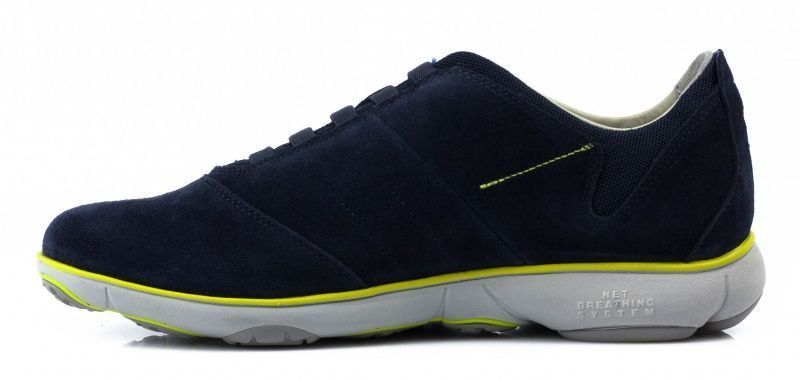 Кроссовки для мужчин Geox NEBULA XM1570 размерная сетка обуви, 2017