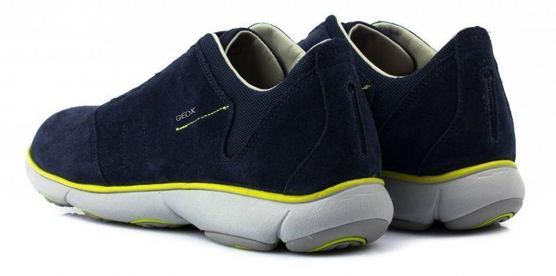 Кроссовки для мужчин Geox NEBULA XM1570 примерка, 2017