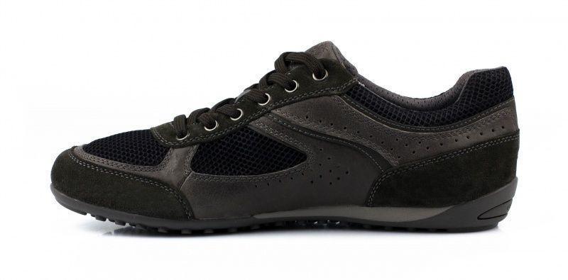 Полуботинки мужские Geox WELLS XM1574 брендовая обувь, 2017