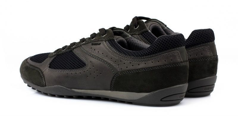 Полуботинки мужские Geox WELLS XM1574 размерная сетка обуви, 2017