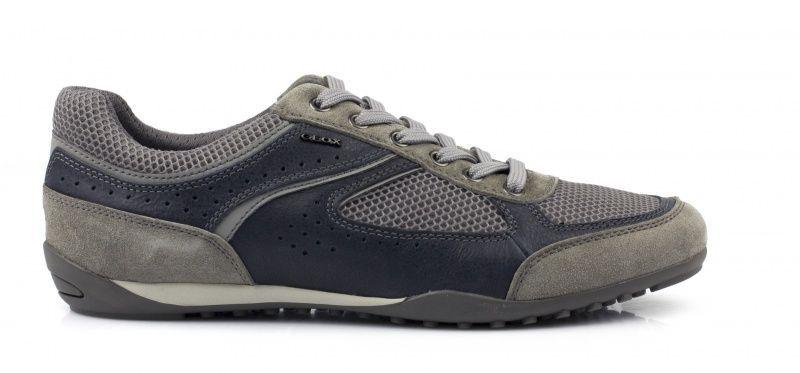 Полуботинки для мужчин Geox WELLS XM1575 размерная сетка обуви, 2017