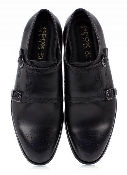Туфли для мужчин Geox ALBERT 2FIT XM1577 смотреть, 2017