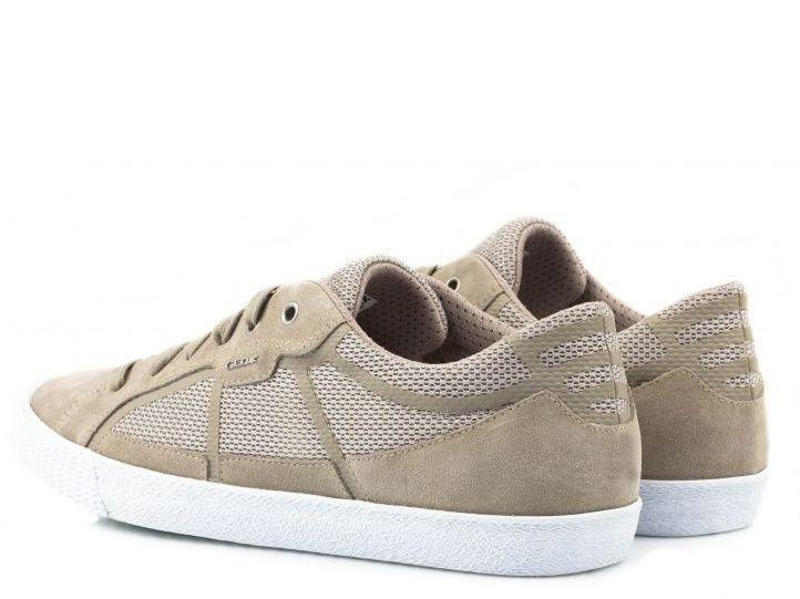 Полуботинки мужские Geox SMART XM1580 брендовая обувь, 2017