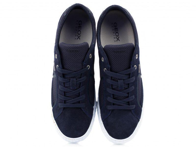 Полуботинки для мужчин Geox U SMART I - MESH+SUEDE XM1581 брендовая обувь, 2017
