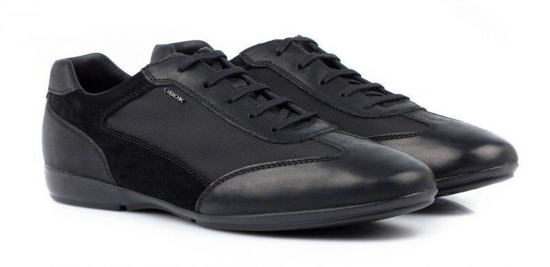 Полуботинки для мужчин Geox EFREM XM1583 размерная сетка обуви, 2017