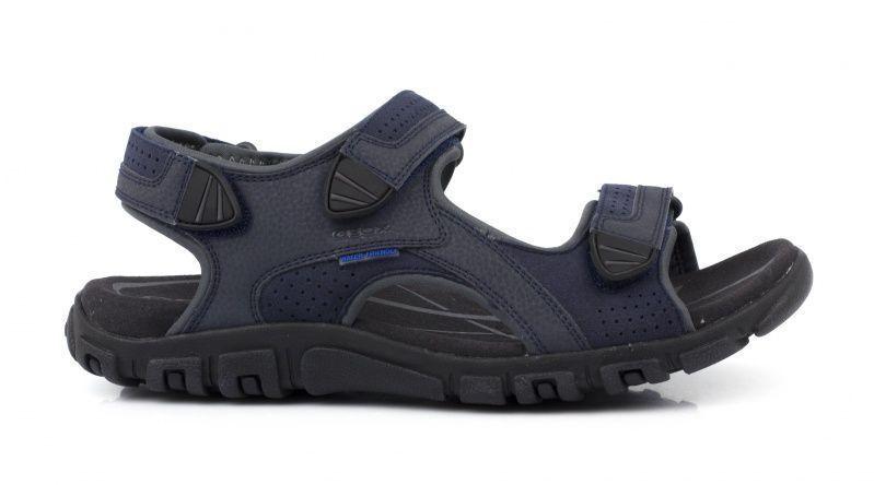 Сандалии мужские Geox STRADA WF XM1587 брендовая обувь, 2017