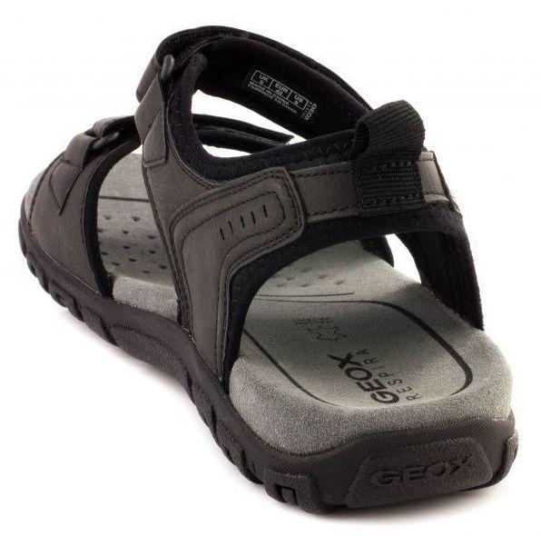 Сандалии мужские Geox U S.STRADA A - VIT.SINT. XM1590 брендовая обувь, 2017