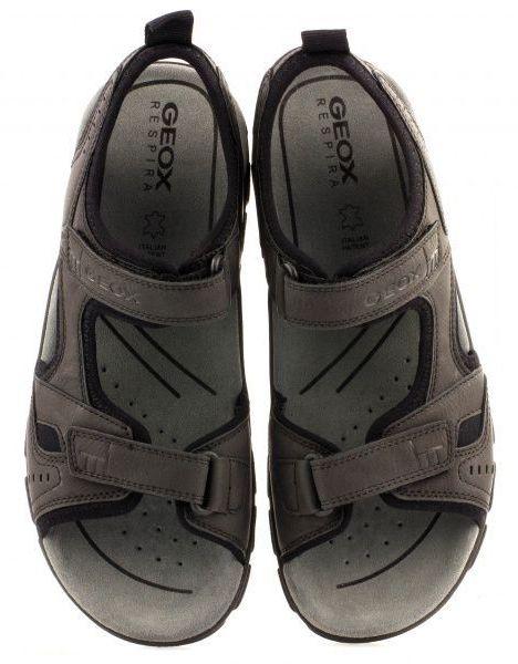 Сандалии мужские Geox U S.STRADA A - VIT.SINT. XM1590 модная обувь, 2017