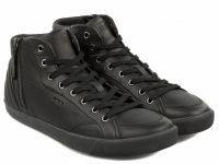мужская обувь Geox черного цвета купить, 2017