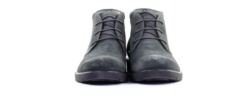 Ботинки мужские Geox RUBBIANO B ABX XM1653 примерка, 2017