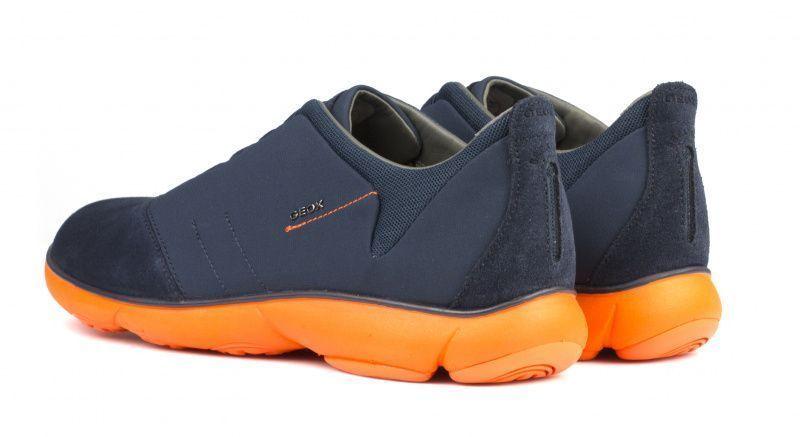Geox Кроссовки  модель XM1662 размерная сетка обуви, 2017