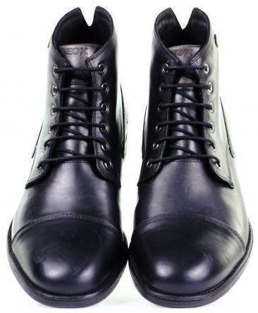 Ботинки мужские Geox JAYLON ABX XM1670 брендовая обувь, 2017