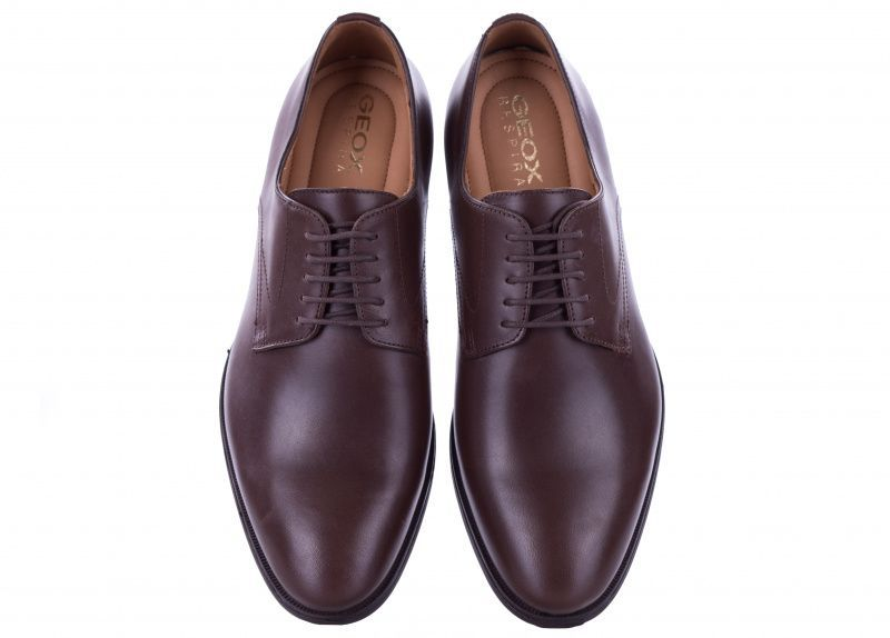 Туфли мужские Geox U ALBERT 2FIT F - SMO.LEA XM1697 цена обуви, 2017