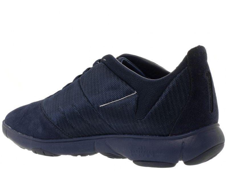 Кроссовки для мужчин Geox U NEBULA F - NET+SUEDE XM1703 примерка, 2017