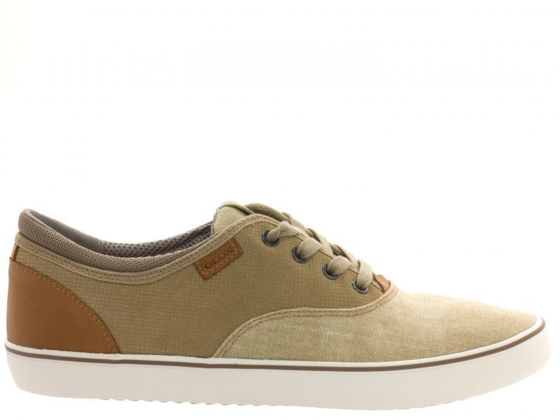 Кеды для мужчин Geox U SMART B - SUEDE+WASH.CANVAS XM1707 смотреть, 2017