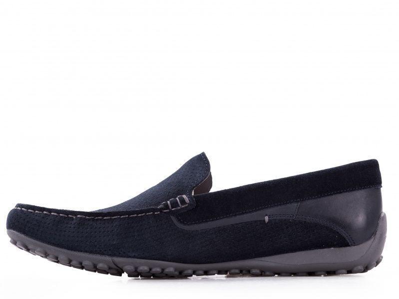 Мокасины для мужчин Geox U SNAKE MOC G - PRN SUE+SM.LEA XM1715 брендовая обувь, 2017