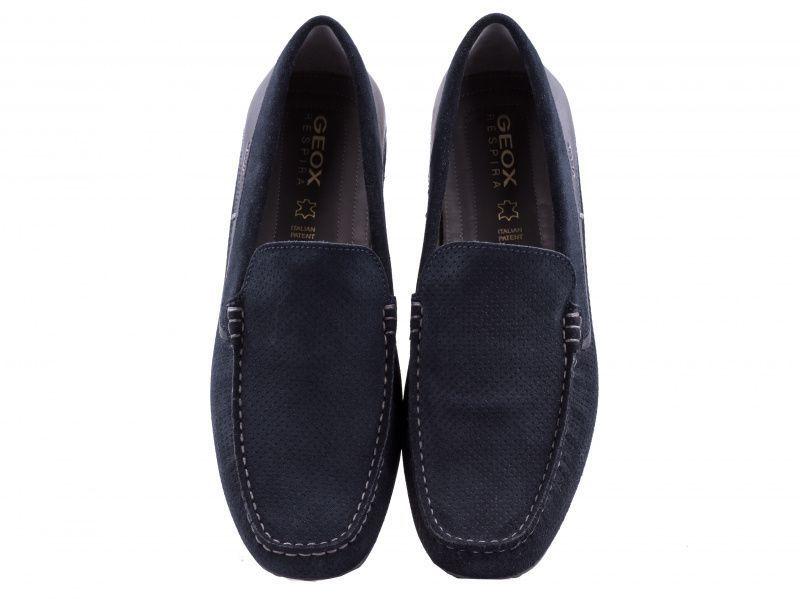 Мокасины для мужчин Geox U SNAKE MOC G - PRN SUE+SM.LEA XM1715 обувь бренда, 2017