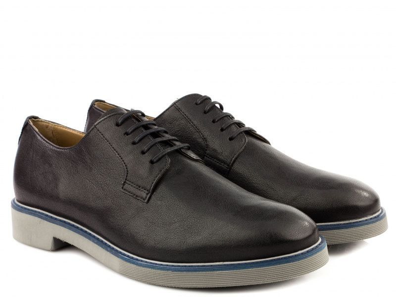Туфли для мужчин Geox U DAMOCLE C - DLV.GOAT LEA XM1717 примерка, 2017