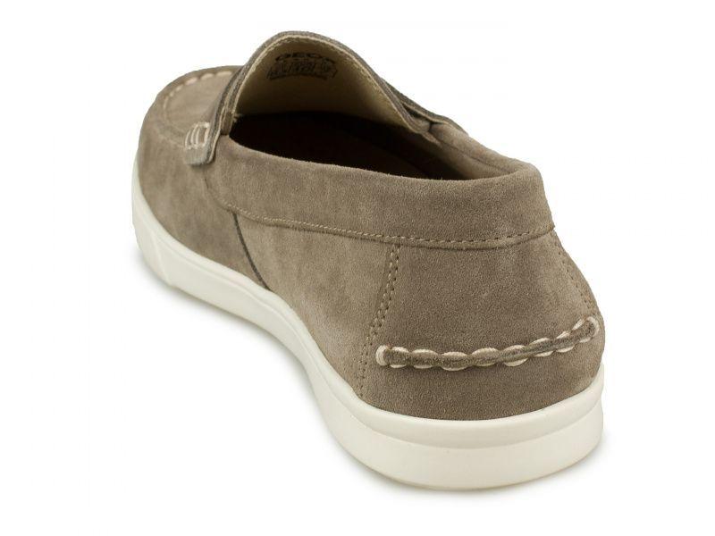 Мокасины для мужчин Geox U WALEE C - SUEDE XM1727 модная обувь, 2017
