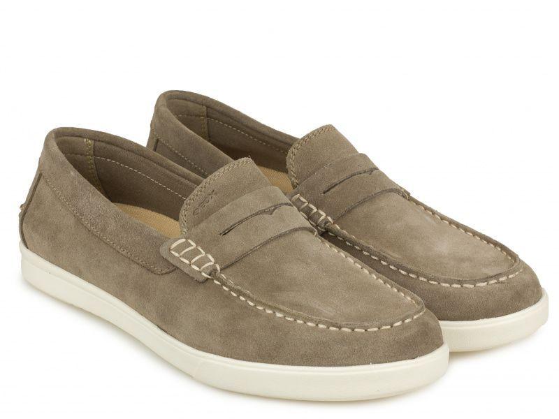 Мокасины для мужчин Geox U WALEE C - SUEDE XM1727 размеры обуви, 2017