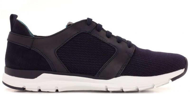 Кроссовки для мужчин Geox U CALAR B - TEXT+SMOOTH LEA XM1731 размеры обуви, 2017
